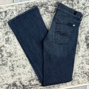 7 For All Mankind The Lexie Petite Bootcut